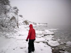 Kasper Ort im Winter